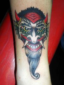 Sailor Jerry Devil