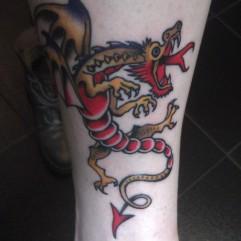 Sailor Jerry Dragon