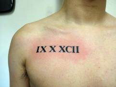 IX X XCII