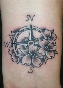 compass and dogwood